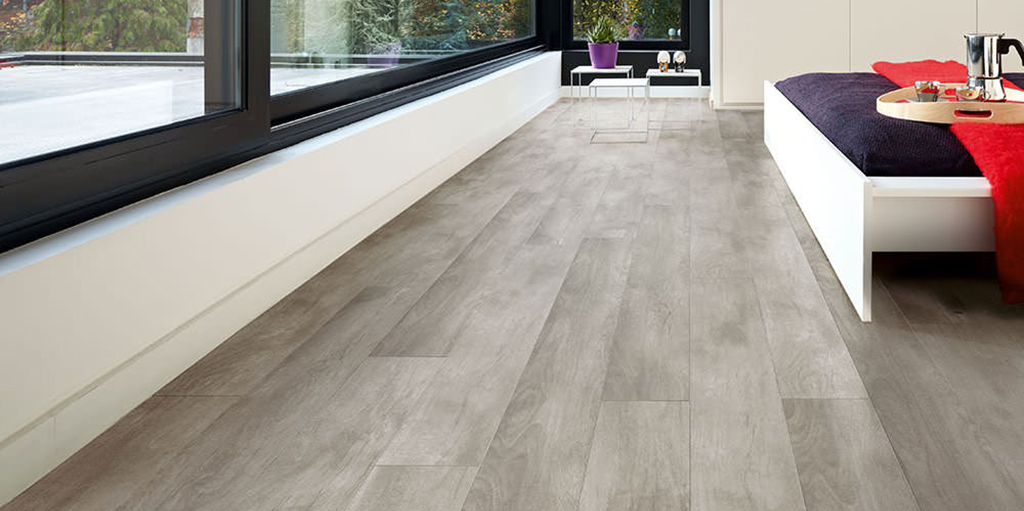 Balterio Stretto Grey Laminate - 1024 x 511