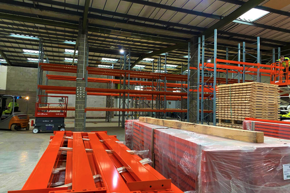 Rugby depot warehouse image