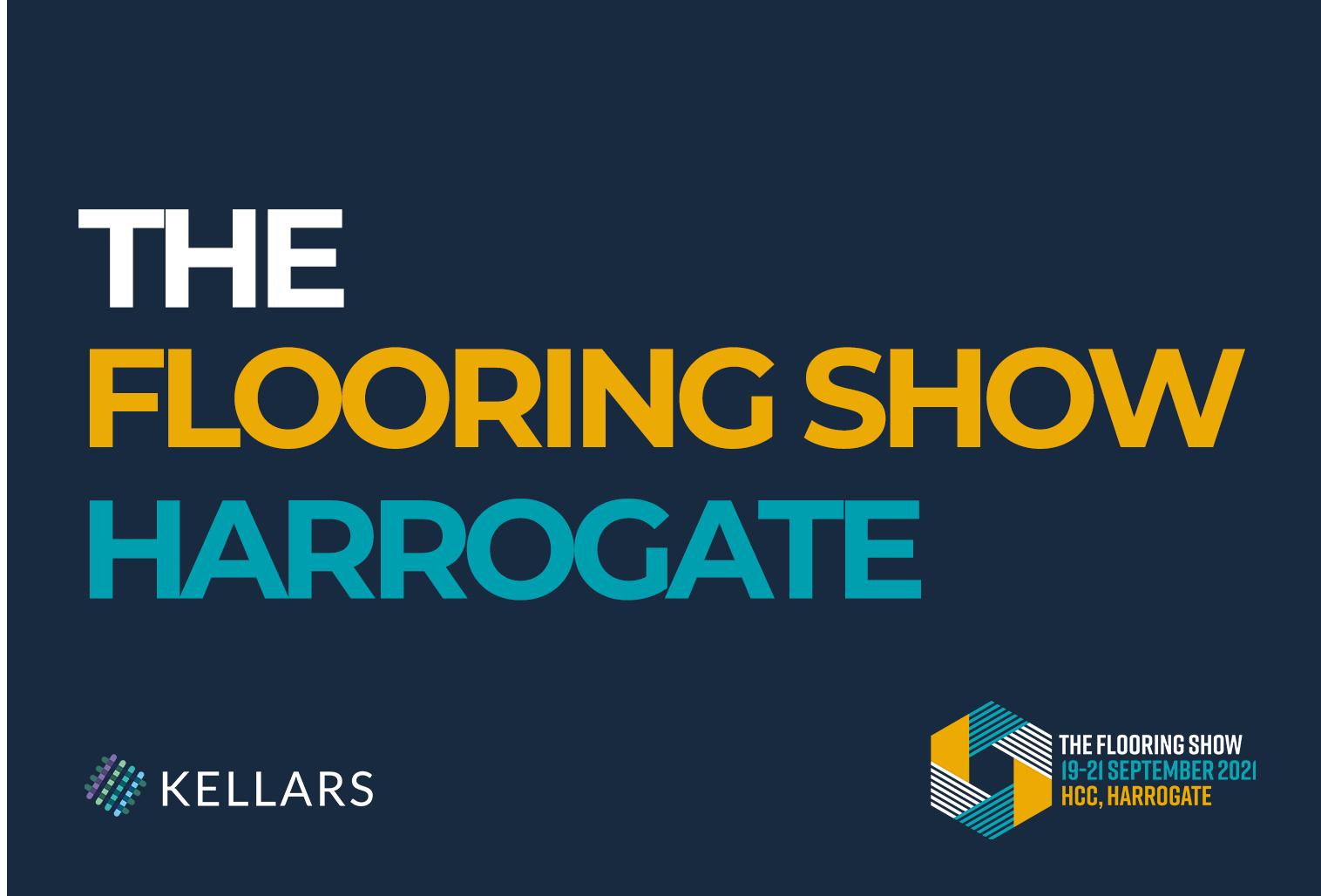 Flooring show harrogate logo